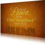 peace with one another