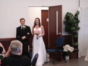 Joshua's wedding 1